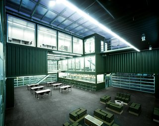 Discover 5 Public Buildings in South Korea Made Out of Shipping Containers - Photo 10 of 10 -