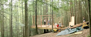 A Dramatic Tree House by Budget-Conscious DIY Builders - Photo 7 of 12 -