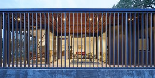 9 Best Homes With Interesting Screened Facades - Photo 16 of 18 -