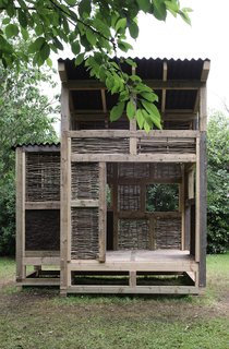 6 Tiny Outdoor Pavilions Inspired by Japanese Tearooms - Photo 8 of 12 -