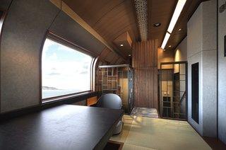 Journey Through Eastern Japan on a Luxury Sleeper Train - Photo 6 of 14 -