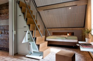 These 4 European Homes Show How Striking a Steep Roof Can Be - Photo 4 of 8 -