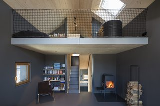 These 4 European Homes Show How Striking a Steep Roof Can Be - Photo 8 of 8 -