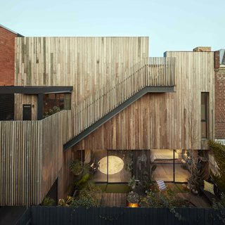 One of Melbourne's Oldest Prefab Timber Cottages Gets a Second Chance - Photo 2 of 12 -