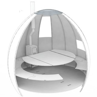 You Can Buy Your Very Own Prefabricated Escape Pod - Photo 11 of 15 - The Garden Room