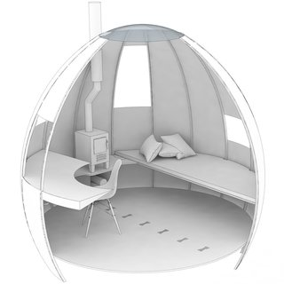 You Can Buy Your Very Own Prefabricated Escape Pod - Photo 13 of 15 - The Studio