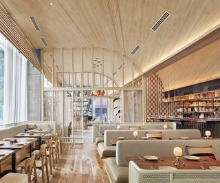 A Modern Mexican Restaurant in Austin Created by a Team of Locals