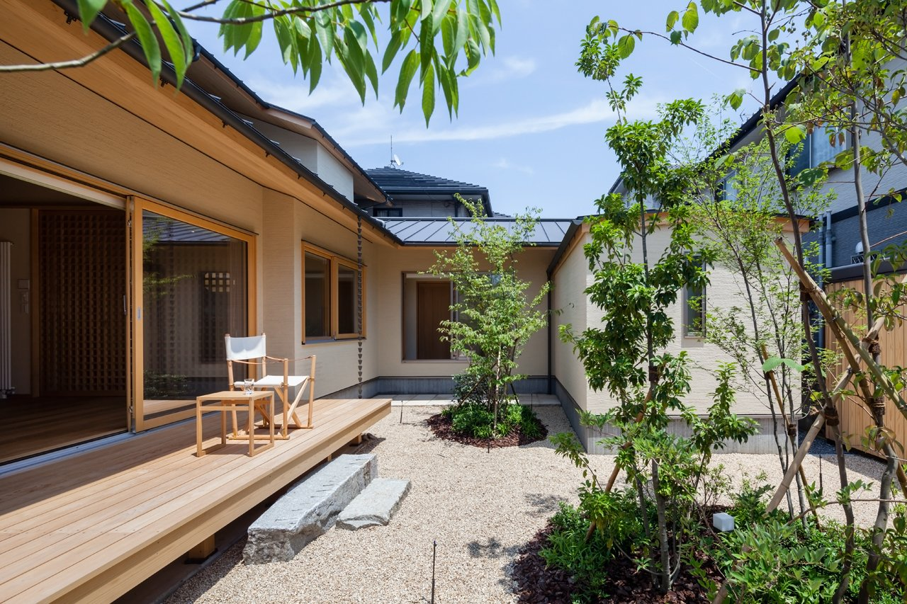 A Super-Insulated Home in Japan Brings Comfort to an Elderly Couple