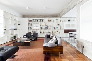 This Renovated Pad in São Paulo's Iconic Lausanne Building Is a Breath of Fresh Air