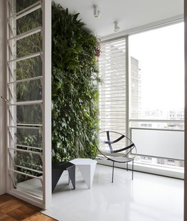 This Renovated Pad in São Paulo's Iconic Lausanne Building Is a Breath of Fresh Air - Photo 9 of 11 -