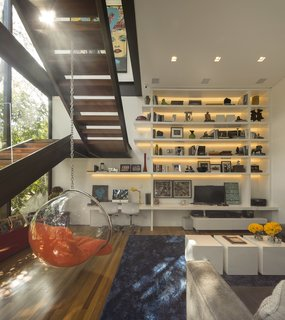 This Stunning Brazilian Residence Takes Cues From Mies van der Rohe - Photo 7 of 12 -