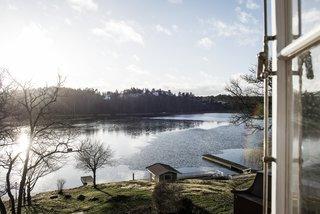 Greta Garbo's Swedish Island Villa Is Up For Sale - Photo 14 of 21 -