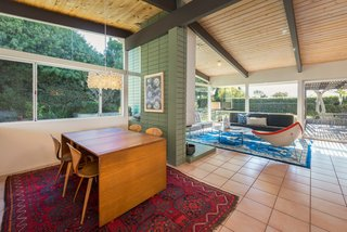 An Immaculate Midcentury Abode in San Diego Asks $1.55M - Photo 1 of 12 -