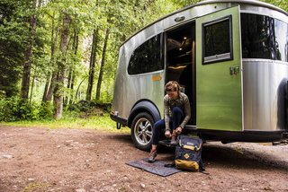 Airstream's Basecamp Is a Lightweight Trailer Stuffed With Smart Travel Solutions - Photo 3 of 14 -