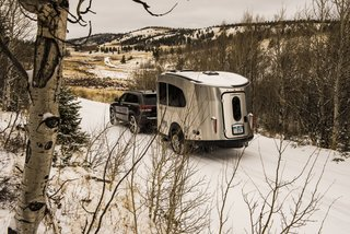Airstream's Basecamp Is a Lightweight Trailer Stuffed With Smart Travel Solutions - Photo 4 of 14 -