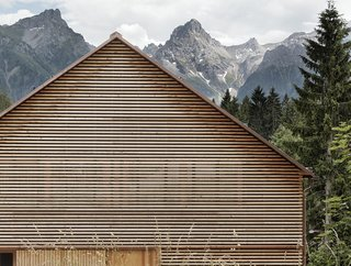 This Stunning Home in Austria Sets a New Bar For Alpine Retreats - Photo 2 of 12 -