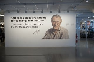 Ingvar Kamprad's motto and the ethos that guides the IKEA brand