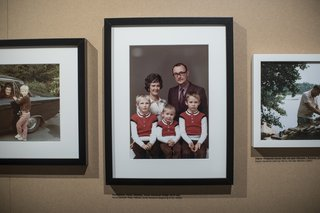 Ingvar Kamprad and his family