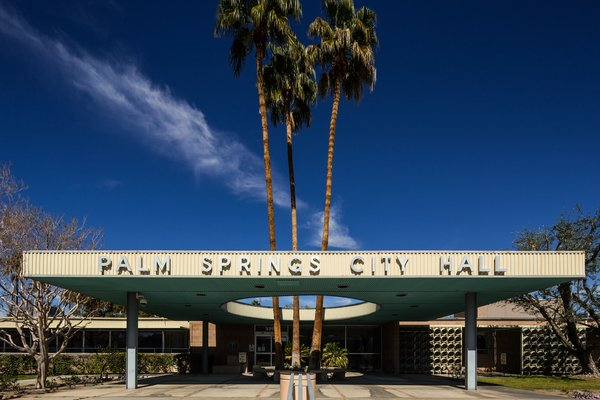 10 Things You Shouldn't Miss at Modernism Week in Palm Springs - Photo 1 of 10 - Palm Springs City Hall