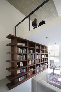 A 20th-Century Dutch Schoolhouse Now Holds a Series of Airy Lofts - Photo 5 of 13 -