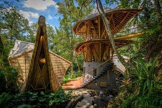 The stunning spa at Permata Ayung Estate in Bali.