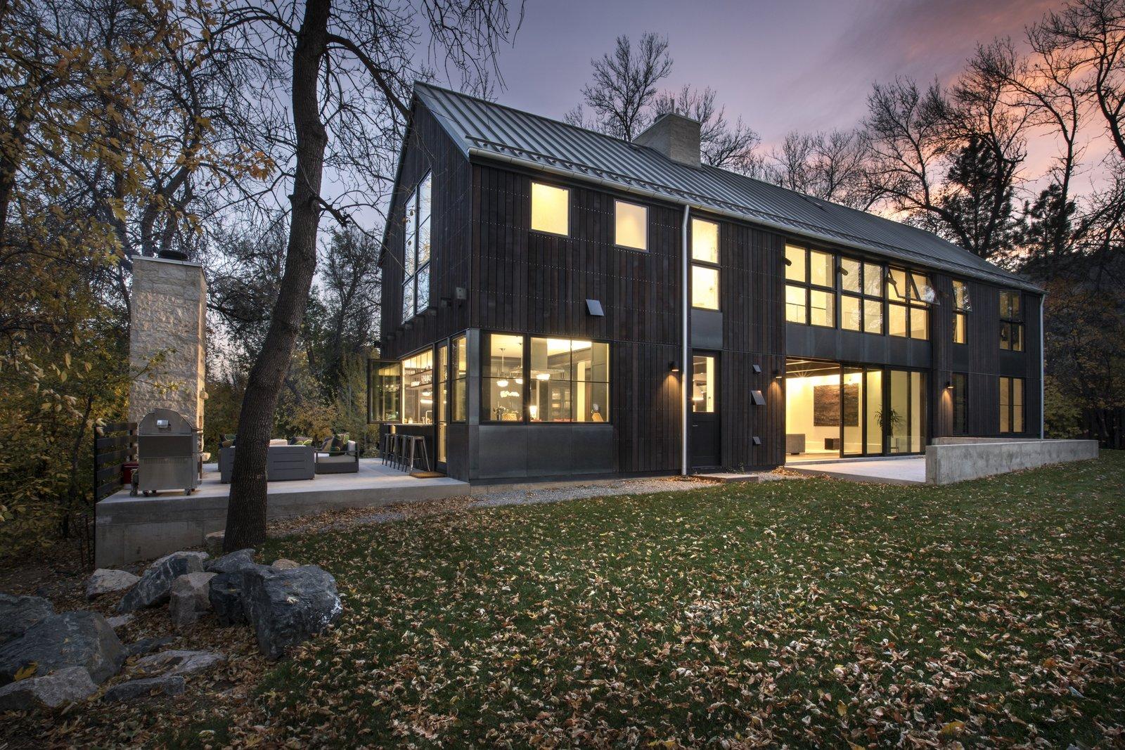 A Colorado Home Puts a Modern Twist on Farmhouse Living