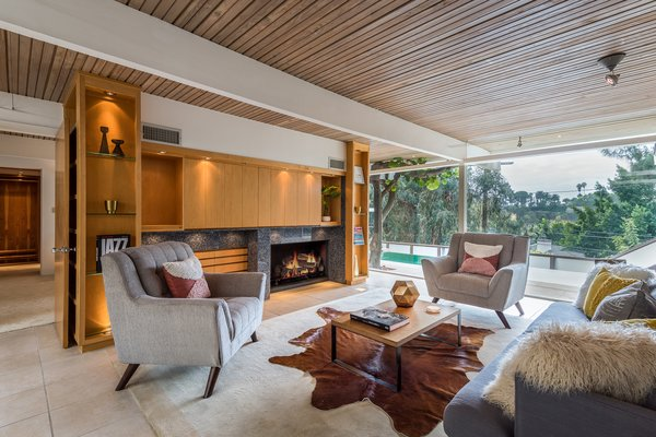 Composer Paul Buckmaster's Midcentury Gem Asks $1.39M