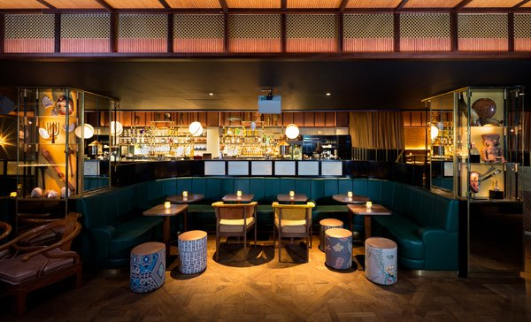 10 London Bars Every Design Lover Should Visit