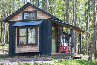The company's founder, Lisa M. Jan, ensures that all Blue Moon Rising's vacation rental homes are built sustainably, leaving only a minimal impact on its natural site.