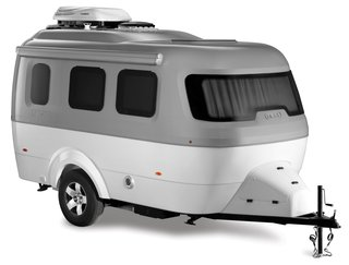 "In the 50s and 60s, Airstream founder Wally Byam saw the potential of fiberglass—a relatively new material at the time—and began working on several fiberglass prototypes. ""Wally was a design pioneer, and he recognized the versatility of fiberglass,"" states Bob Wheeler, the president and chief executive officer of Airstream."