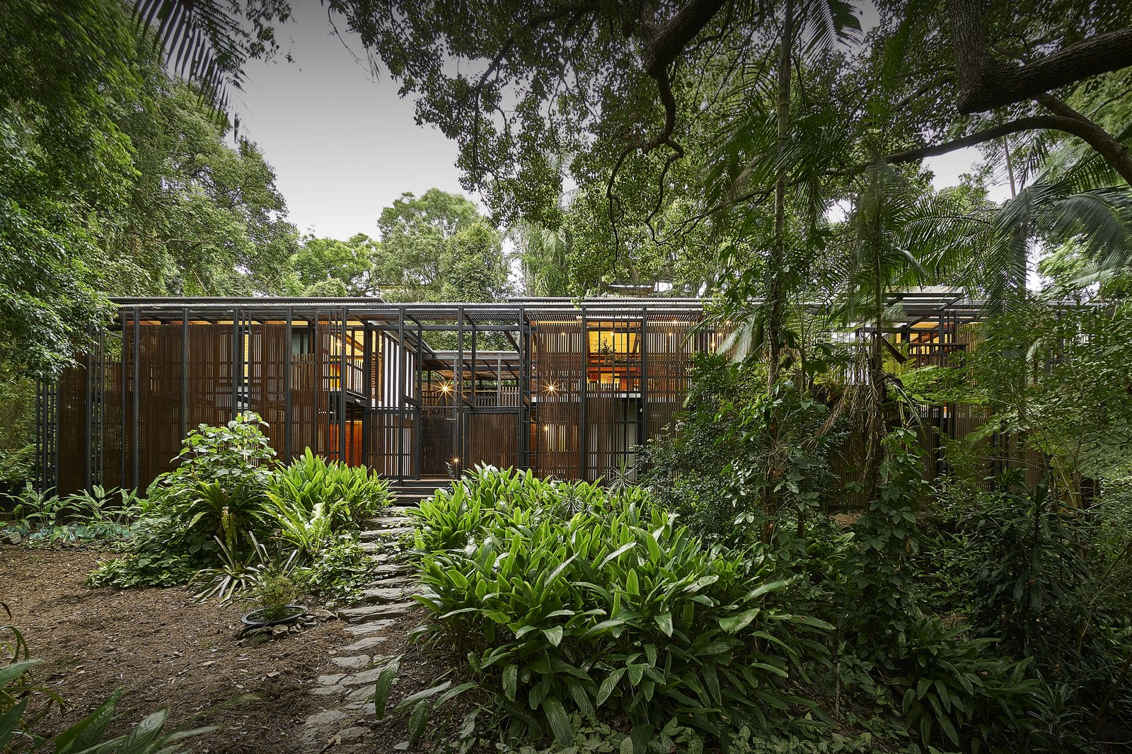 This Brisbane Home For Sale Is A Lush Sanctuary