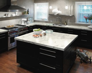 6 Marble Alternatives For Your Kitchen Worktops - Photo 9 of 9 -