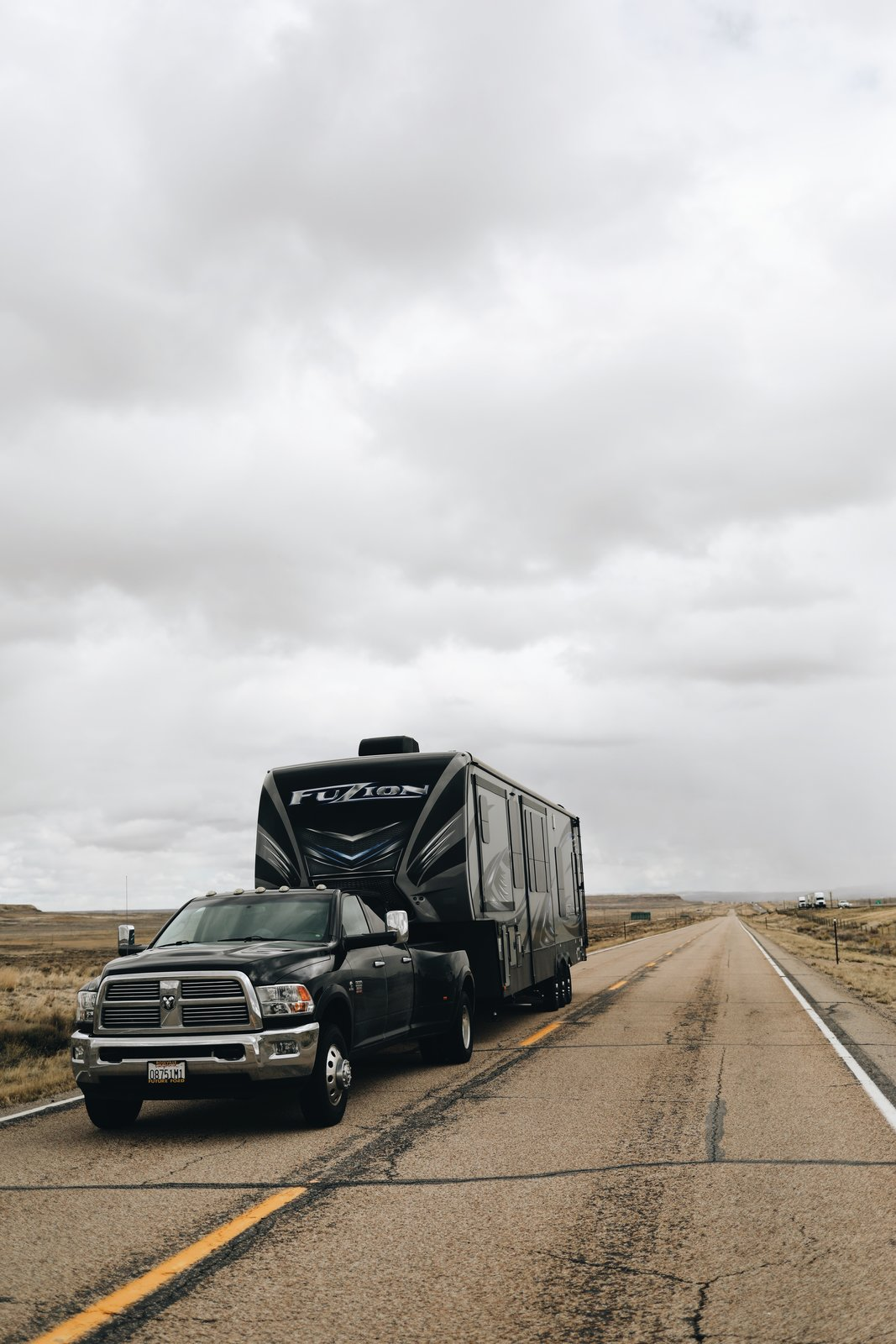 Because most toy haulers are designed predominantly for short weekend getaways, after about six months of owning their trailer, the couple felt compelled to find ways to upgrade it for more efficient family living.