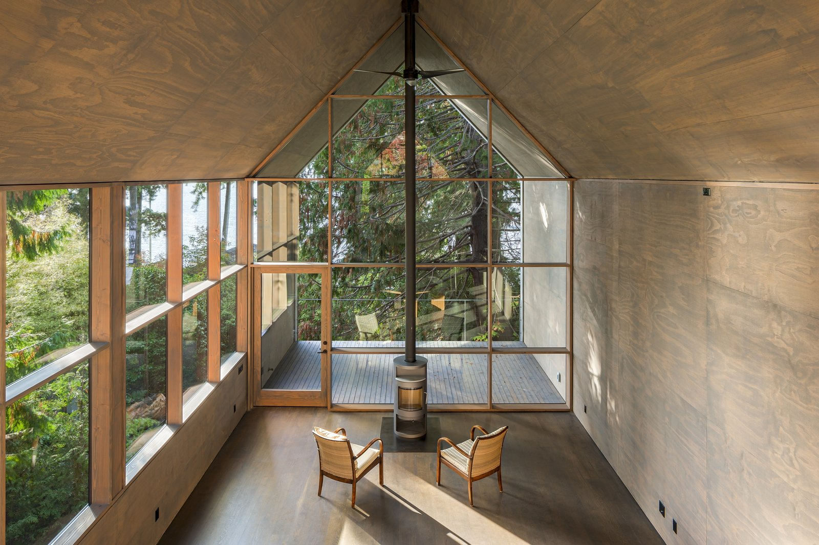 A Minimalist Home In Seattle Embodies A Simpler Way Of