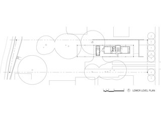 The floor plan drawing.