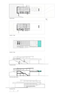 Floor plan drawings