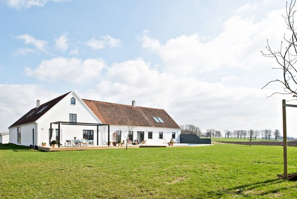 The barns—officially known now as Tunby 3209—were originally built in 1901.
