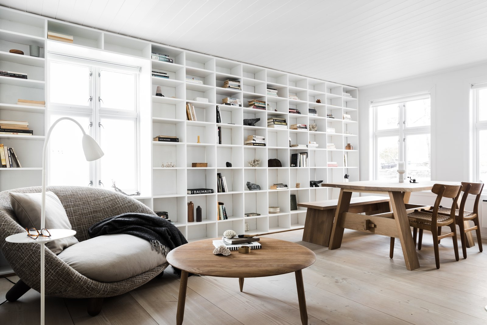 An 18th-Century Townhouse Is Now a Chic Norwegian Rental