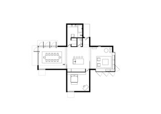 Here is a look at the floor-plan drawing.
