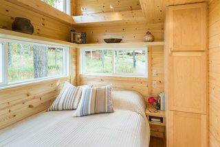 ESCAPE has 25 years of experience building tiny houses.