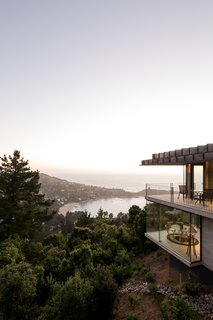 A glimpse at the breathtaking views available from the home.