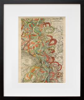 Mississippi Meander, a Vintage Edition