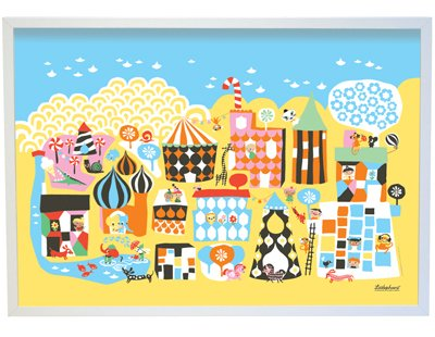 Photo 6 of 13 in 12 Playful Pieces of Art to Instantly Liven Up Your Kid's Room