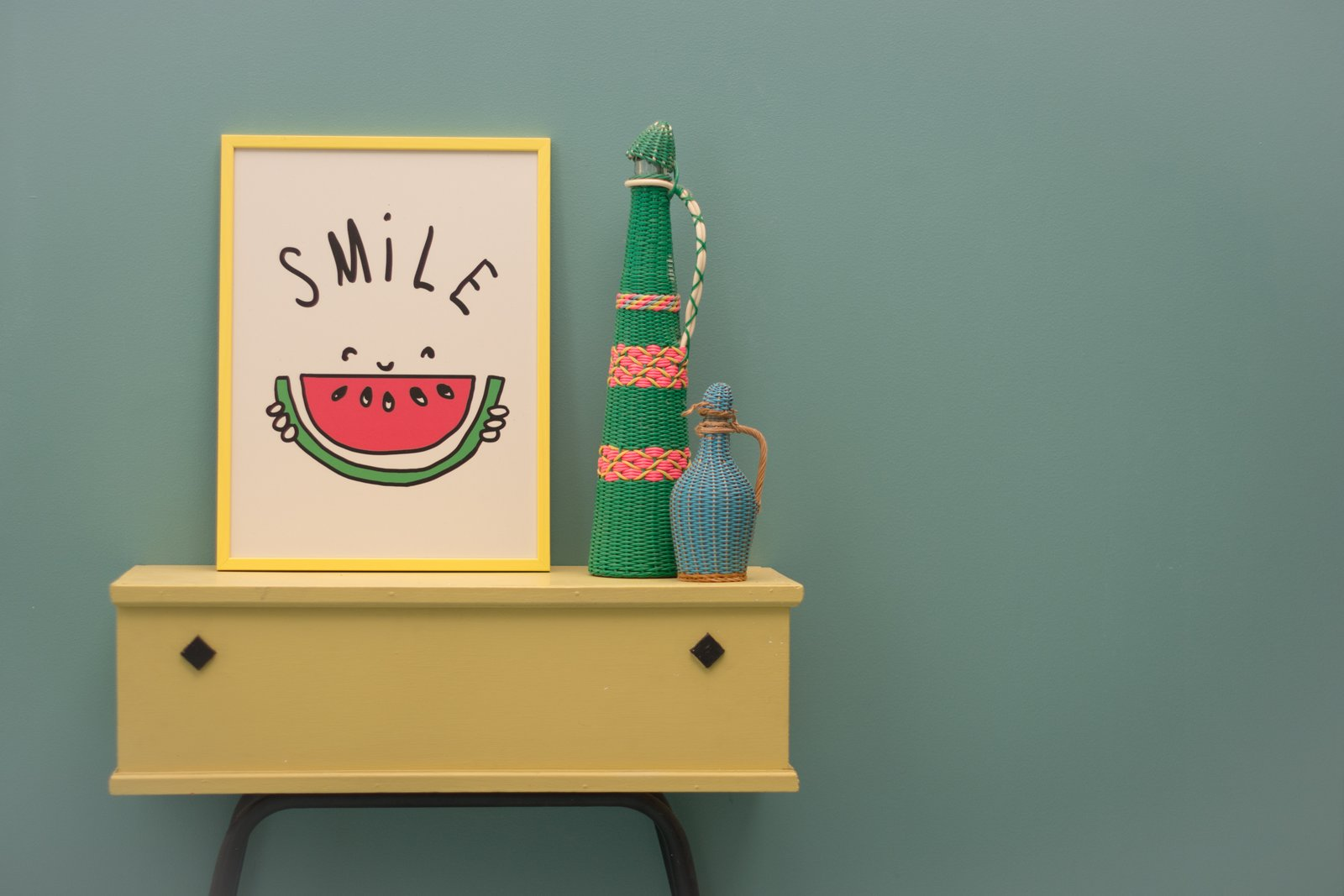 Photo 9 of 13 in 12 Playful Pieces of Art to Instantly Liven Up Your Kid's Room