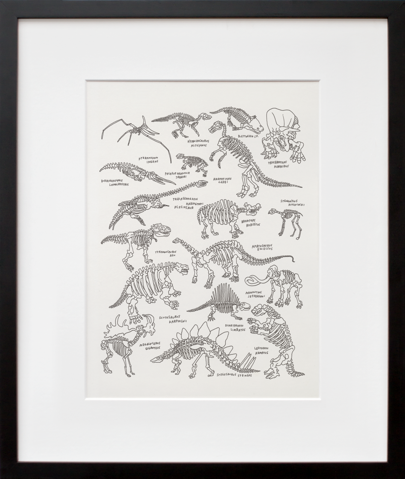 Photo 12 of 13 in 12 Playful Pieces of Art to Instantly Liven Up Your Kid's Room