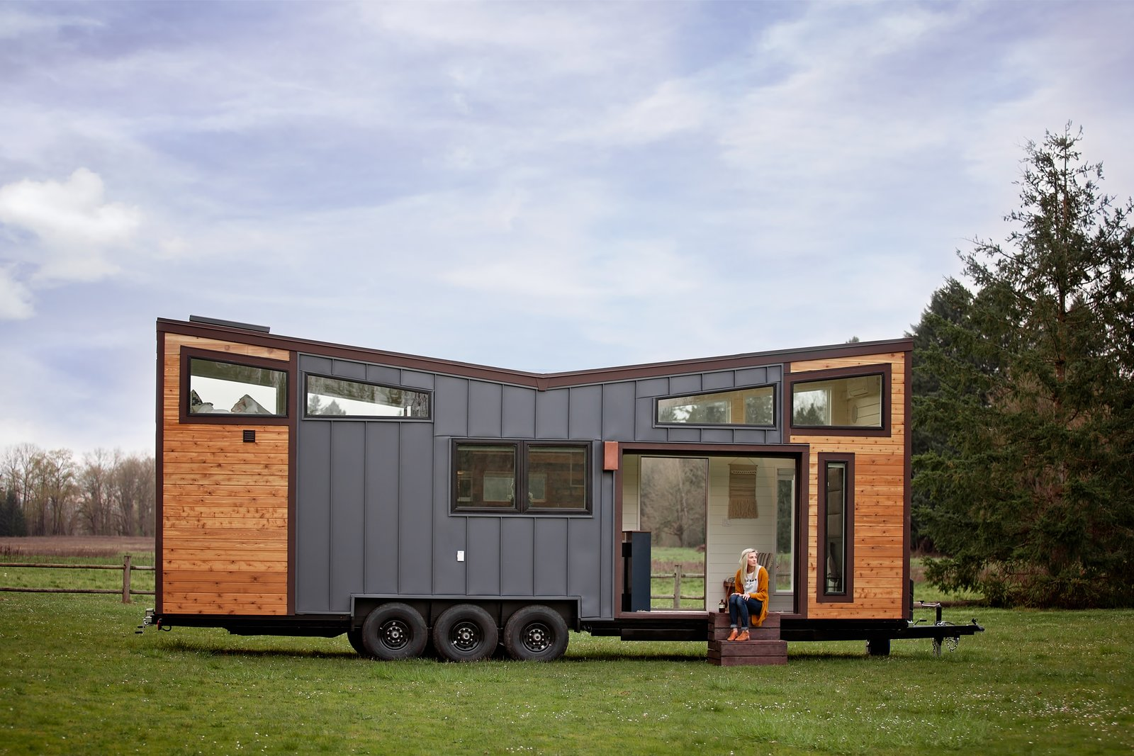 Best Small Travel Trailer >> This Oregon Company Crafts Exceptional Tiny Homes Starting ...