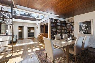 Novelist Norman Mailer's Former Nautical-Inspired Brooklyn Flat Asks $2.25M