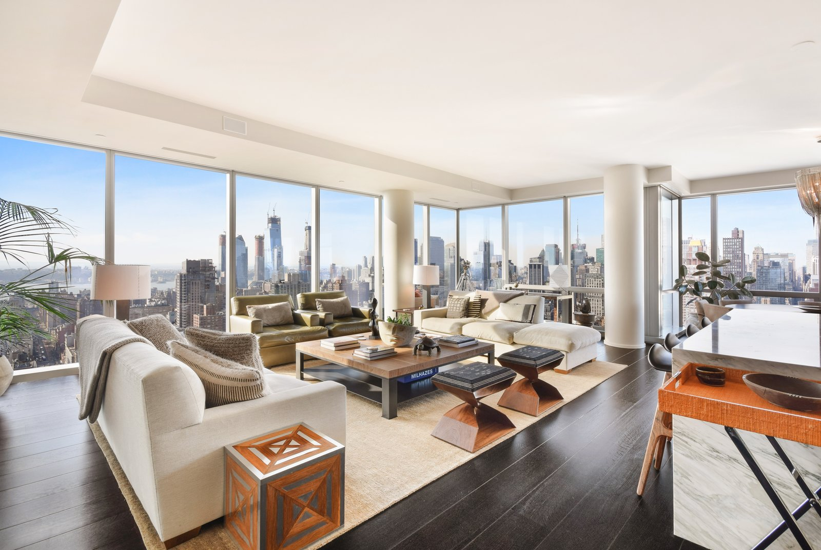 Tom Brady And Gisele Bündchen S Former Manhattan Apartment Is Listed For 14m Dwell