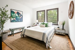 """The house was artfully staged by Craft Home, paying respect both to its existing historic character and contemporary sensibilities. The team at Craft employs an organic and eclectic style befitting the charm of an early 20th-century Spanish Revival residence, while weaving in today's freshest and most current aesthetics,"" says Mikka Johnson of Century 21."