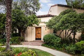 The historic property is a majestic sight in the coveted neighborhood of Carthay Circle.